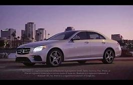 Mercedes-Benz E-class 2017 года