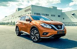 В России началась сборка нового кроссовера Nissan