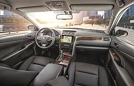 Обновленная Toyota Camry появилась в продаже в РФ